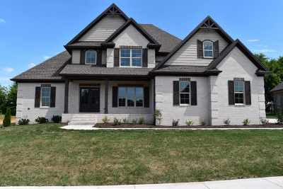 Bowling Green Single Family Home Under Contract: 3328 Sunburst Ct
