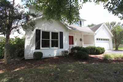 Bowling Green Single Family Home For Sale: 3200 Copperfield Drive