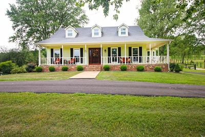 Bowling Green Single Family Home Under Contract: 6981 Morgantown Road