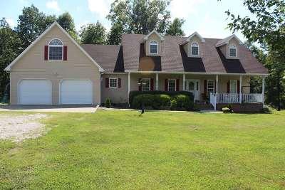 Edmonson County Single Family Home For Sale: 1333 Dickeys Mill Rd