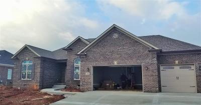 Bowling Green Single Family Home For Sale: 1153 Aristides Drive