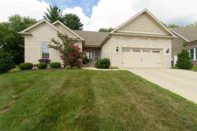Bowling Green Single Family Home For Sale: 1443 Big Sky Trail Ct