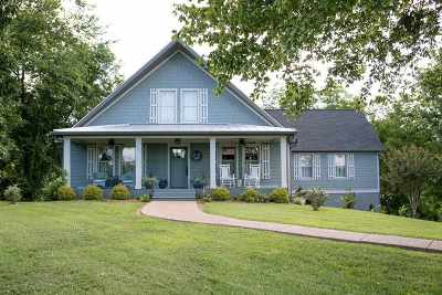 Bowling Green Single Family Home For Sale: 3955 Cemetery Rd
