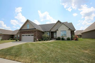 Bowling Green Single Family Home For Sale: 2116 Winterstone Way