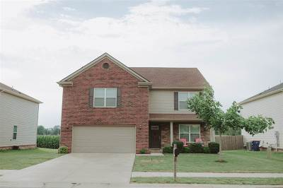 Bowling Green Single Family Home For Sale: 1171 Chicory Way