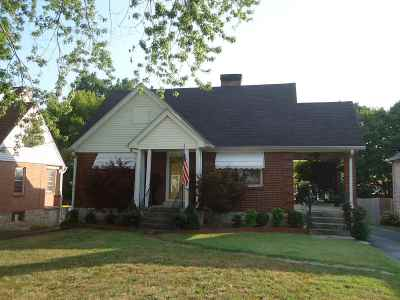 Bowling Green Single Family Home For Sale: 306 Sumpter Avenue