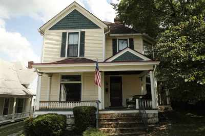 Bowling Green Single Family Home For Sale: 712 E 10th Ave