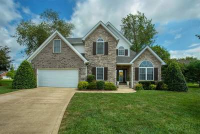 Bowling Green Single Family Home For Sale: 2014 Grider Oaks Ct