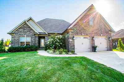 Bowling Green KY Single Family Home For Sale: $369,900