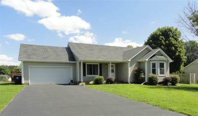 Bowling Green KY Single Family Home For Sale: $184,500