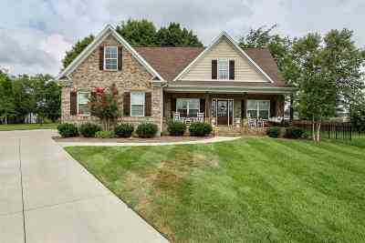 Bowling Green Single Family Home For Sale: 522 Maggie Court