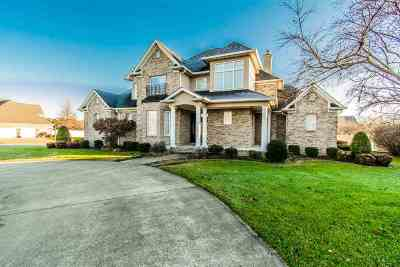 Bowling Green Single Family Home For Sale: 1600 Ridgeside Avenue