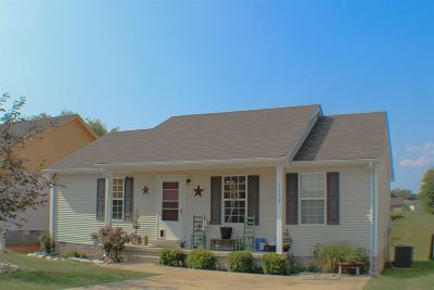 Bowling Green Single Family Home For Sale: 1124 Sternwheel Ave