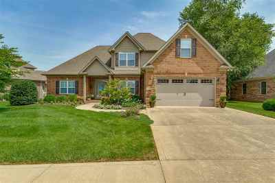 Bowling Green Single Family Home For Sale: 2812 Laurelstone Lane