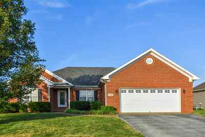 Bowling Green Single Family Home For Sale: 740 Muirfield Circle