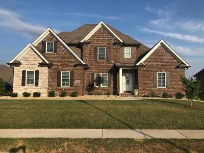 Bowling Green Single Family Home For Sale: 1404 Beaumont Dr
