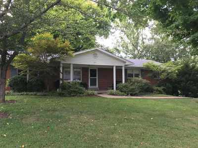 Bowling Green Single Family Home For Sale: 545 Cherokee Dr