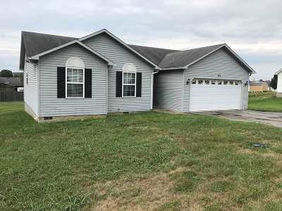 Bowling Green Single Family Home For Sale: 747 Denali St
