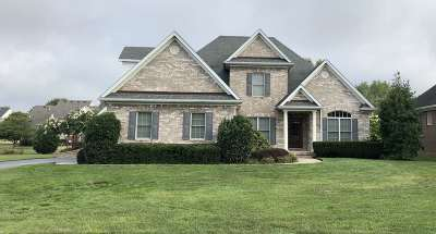 Bowling Green Single Family Home Under Contract: 3623 Silver Sun Drive