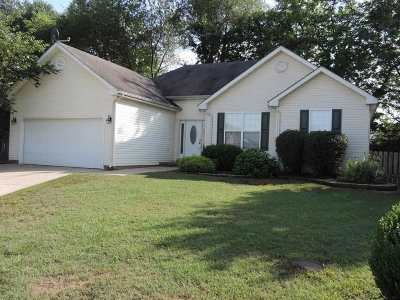 Bowling Green Single Family Home For Sale: 3648 Cave Springs Ct