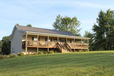 Edmonson County Single Family Home For Sale: 115 G. Hayes Rd