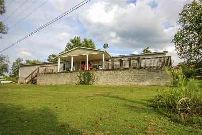 Single Family Home Under Contract: 6811 Morgantown Rd
