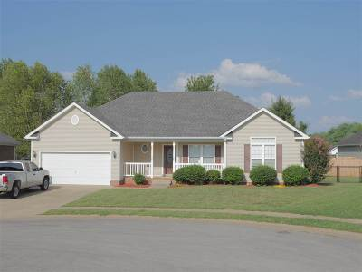 Bowling Green Single Family Home For Sale: 710 Yellowwood Ct
