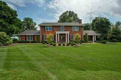 Bowling Green Single Family Home For Sale: 2293 Richpond Road