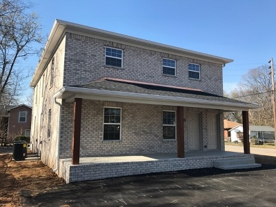 Bowling Green Multi Family Home For Sale: 1501 Stubbins St