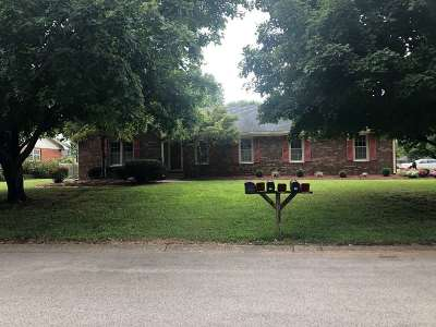 Bowling Green KY Single Family Home For Sale: $209,900
