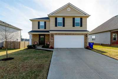 Bowling Green Single Family Home For Sale: 1059 Chicory Way