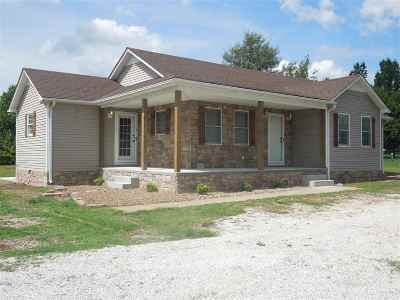 Edmonson County Single Family Home For Sale: 2487 Beaver Dam Church Rd