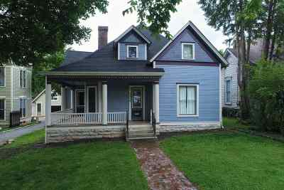 Bowling Green Single Family Home For Sale: 1318 College Street