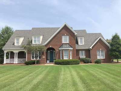 Bowling Green Single Family Home For Sale: 1254 Rivergreen Lane