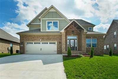 Bowling Green Single Family Home For Sale: 414 Adalynn Cir