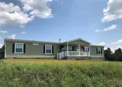 Edmonson County Single Family Home For Sale: 2452 Sunfish Rd