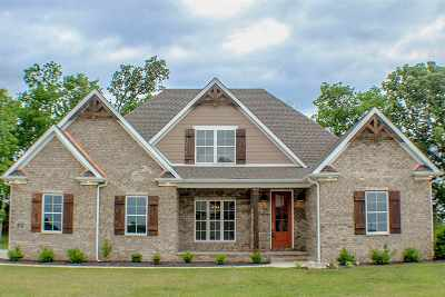 Bowling Green Single Family Home For Sale: 3169 Gable Ridge Ln