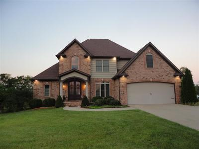 Bowling Green Single Family Home For Sale: 1463 Southern Sky Circle