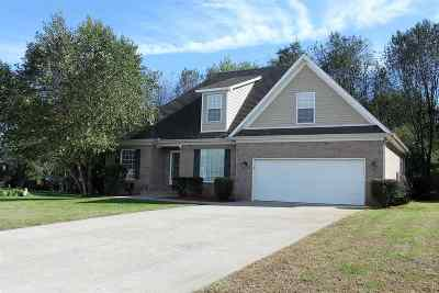 Bowling Green KY Single Family Home For Sale: $264,900