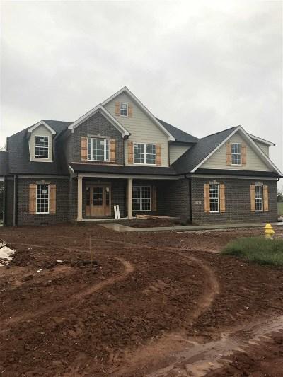 Bowling Green Single Family Home For Sale: 762 Emma Lane