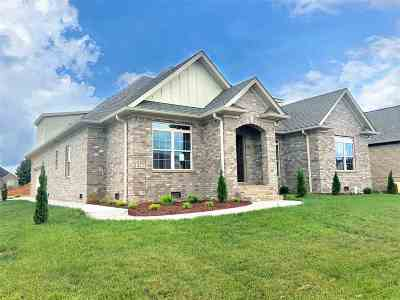Bowling Green Single Family Home For Sale: 422 Adalynn Circle