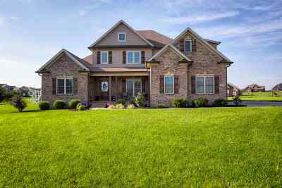 Bowling Green Single Family Home For Sale: 404 Castle Peak Ct