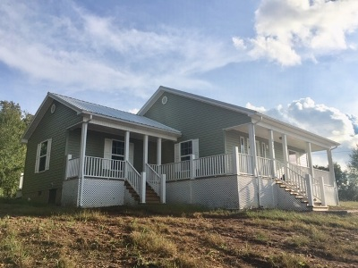 Cave City Single Family Home For Sale: 137 Green Leaf Drive