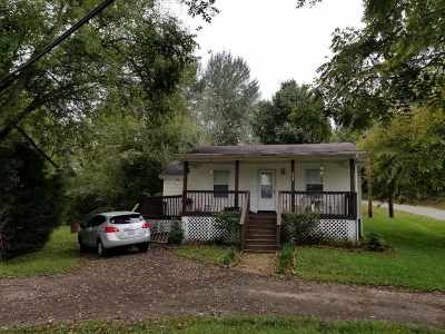 Caneyville Single Family Home For Sale: 301 Morgantown Rd