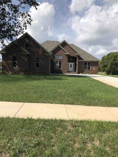 Bowling Green Single Family Home Under Contract: 1179 Teal Street