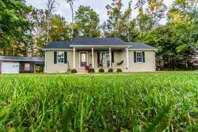 Edmonson County Single Family Home For Sale: 2444 Beaver Dam Church Road