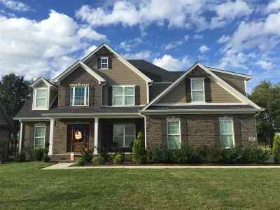 Bowling Green Single Family Home For Sale: 629 Diamond Peak Dr.