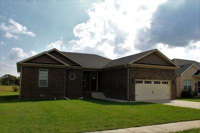 Bowling Green Single Family Home Under Contract: 287 Cedar Run St