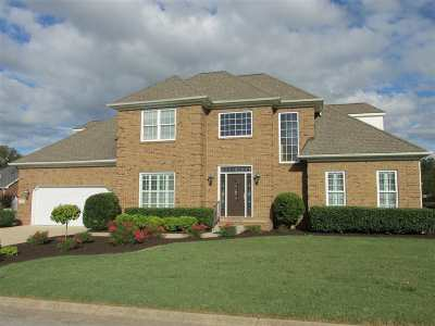 Bowling Green Single Family Home For Sale: 1626 Camden Ct.