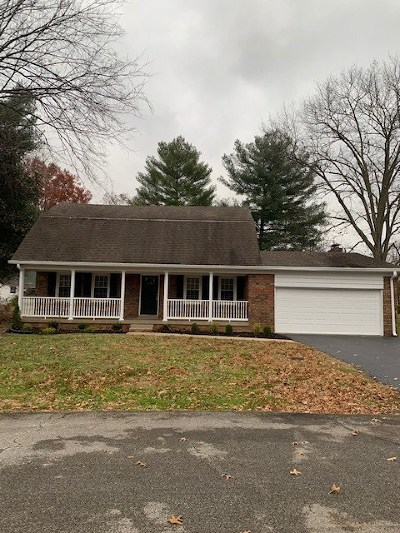 Bowling Green Single Family Home For Sale: 624 Spruce Court